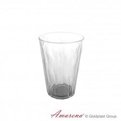 Nerozbitná plastová sklenice Granity Ice, 420ml - GoldPlast