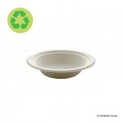 Hluboký talíř na polévku, kompostovatelný, Ø180mm, eko nádobí