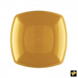 Plastový talíř mělký 230mm, Gold Plast