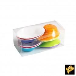 Plastová miska Sodo Bicolor na Finger Food 50ml - barevný mix